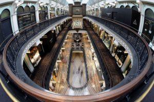 Queen Victoria Building – Sydney mozaiki Winckelmans