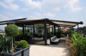 Ogrody zimowe i oranżerie na dachach Tendergroup Sunroom
