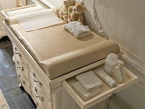 Savio Firmino, Sypialnia dla niemowląt, pomocnik do przewijania niemowlaka