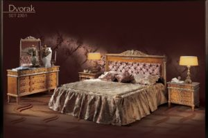 Angelo Cappellini - sypialnia Dvorak