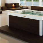 Basen Jacuzzi® Italian Design Unique 190x150x80 3-osobowy