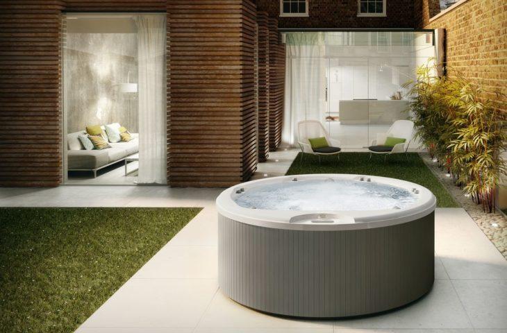 Okrągły mini-basen SPA Jacuzzi® Alimia dla 6 osób