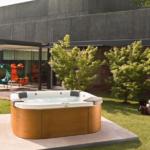 4-osobowy basen ogrodowy Jacuzzi® Delos