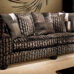 Elegancka, stylowa trzyosobowa kanapa o tkaninach odpornych na zabrudzenia, wytrzymała rama, o wymiarach 92 x 247 x 122 cm. Duresta, Nureyev.
