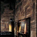REX - kolecja Horn - kolor Dark, rozmiary: 60 x 80, 60 x 60, 20 x 60,