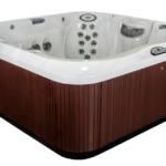 Kwadratowy basen ogrodowy Jacuzzi® J-385