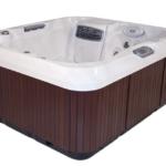 Prostokątny mini-basen spa Jacuzzi® J-415