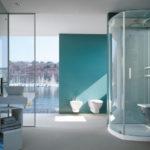 Jacuzzi® Mynima - minimalistyczna kabina z łaźnią parową, hydromasażem i funkcją aromaterapii