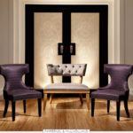 Klasyczne fotele Duresta Domus Pimpernel & Mulholland