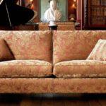 Klasyczna sofa trzyosobowa Duresta Belvedere