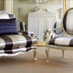 Klasyczne, eleganckie fotele Duresta Amadeus - produkcja ręczna