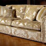 Klasyczna sofa angielskiej produkcji Duresta Waldorf