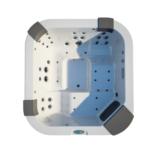 Układ siedzeń - Jacuzzi® Santorini Pro