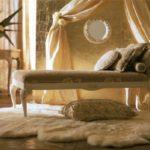 Savio Firmino, szazlong retro, lustro, poduszki retro