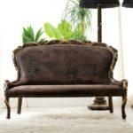 Sofa - tkanina Elefant, torciera