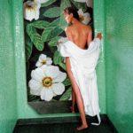 Mozaika SICIS Flower Power Green