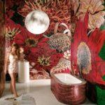 Mozaika SICIS Flower Power Red