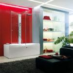 Wannokabina Jacuzzi® Amea-Twin Premium 180x75x239cm