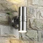 Lampa ogrodowa ITALUX, szkło, H 12 cm dł 12 cm