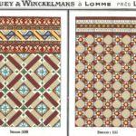 Winckelmans – mozaika kamionkowa. Kompozycje z pierwszej połowy XX wieku - jedne z wielu możliwych kombinacji