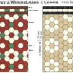 Winckelmans – płytki wiktoriańskie - mozaika kamionkowa z lat trzydziestych XX wieku - możliwość wielu ciekawych rozwiązań