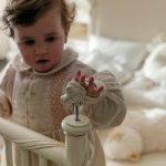 Savio Firmino, Sypialnia dla niemowląt, łóżeczko
