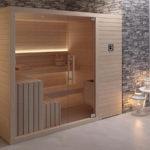 Sauna Jacuzzi Mood, dostępne różne kombinacje