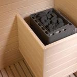 Piec - sauna Jacuzzi Mood