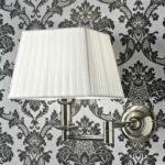 Kinkiet Sbordoni® Greta kolor biały