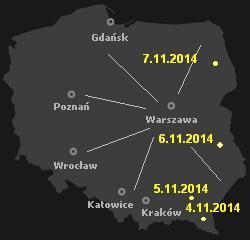mapka-oryginal-wellness-hotel-listopad-bieszczady-rzeszow-lublin-bialystok