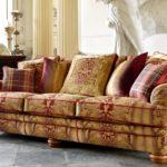 Stylowa sofa 3-osobowa Duresta Blanchard