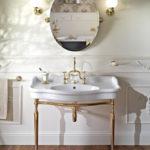 Umywalka na konsoli Palladio