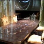 Stół krzesła nowości Mediolan 2014 Sicis