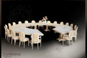 Angelo Cappellini - stół konferencyjny