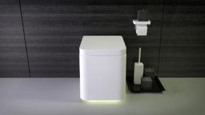 KniefCo - miska WC z kolekcji Shine