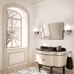 ekskluzywna łazienka w stylu retro