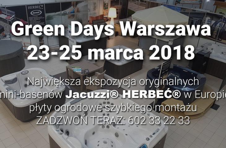 targi green days 2018