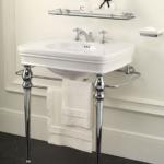 elegancka łazienka - konsola