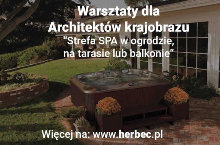 warsztaty dla architektów krajobrazu